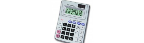 CALCULATRICE ÈTIQUETEUSE
